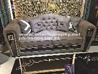 Fendi Arm Rest Sofa