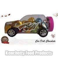 Car Shaped Chocolate Box