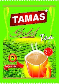 Tamas Gold Tea Rs1 Pouch (green)