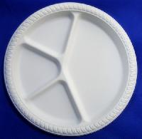 Disposable Corn Starch Plates