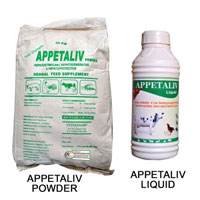 Appitaliv (liver Tonic & Powder)