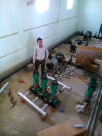Pressure Pumps Services