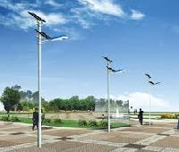 Solar Parking Lights