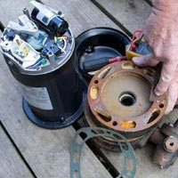 Water Pump Repairing Services