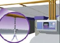 Air Sampling Based High Sensitivity Smoke Detection System