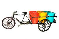 Loading Cycle Rickshaw