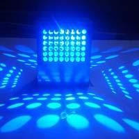 Decoradda Honeycomb Blue 1w Led Wall Ceiling Light