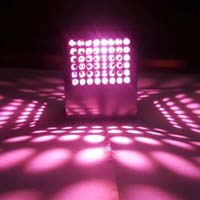 Decoradda Honeycomb Pink 1w Led Wall Ceiling Light