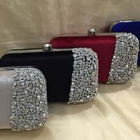 Evening Party Box Clutches