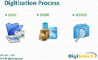 DIGISMART - Document Management System, Scanning & Digitization Servic
