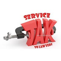Service Tax Legal Services