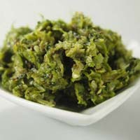 Green Chilli Thecha