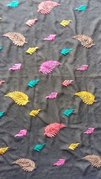 Georgette Kaftan Fabric