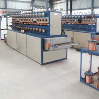 Off Line Multi Wire Annealing Machine