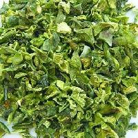 Dried Green Chilli Flakes