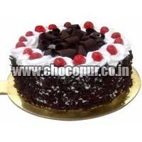 Italian Black Forest Party Cake