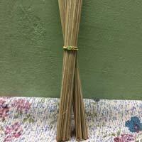 Machine Made Round Bamboo Stick For Incense/agarwatti Stick