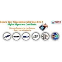 Digital Signature Registration Services
