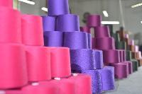 Dyed Acrylic Yarns