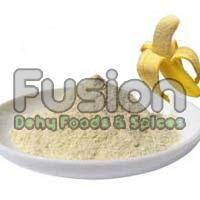 Dehydrated Banana Powder
