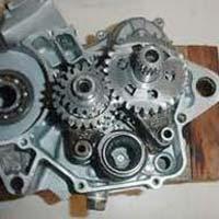 2 Wheeler Gear Box