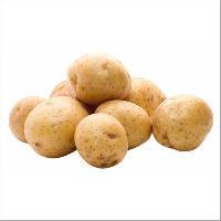 Farm Potatoes Fresh