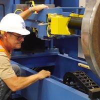 aluminium machine service