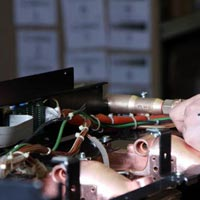 upvc machine service