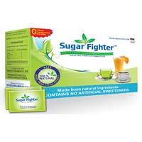 Stevia white power 20 sachets box.