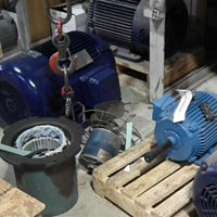 Electric Motor Repairing Services