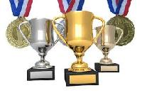 Trophy And Medals