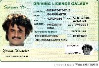 driving licence service