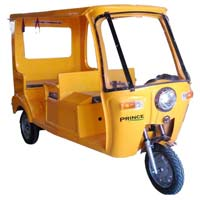 E Rickshaw Prince