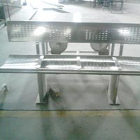 Stainless Steel Bench Fabrication Services