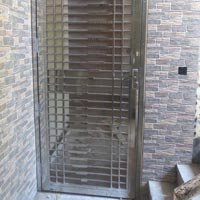 Stainless Steel Door Fabrication Services