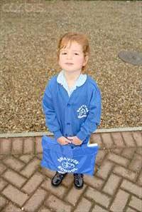 Toddler School Uniform