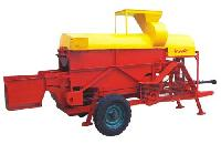 Tractor Operated Maize Sheller Cum Dehusker