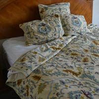 Cotton Duck Duvet Cover - King