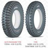 Nylon Ply Tyres
