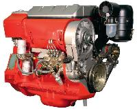 Air Cooled Diesel Engine
