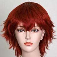 Burgundy Henna Hair Dye