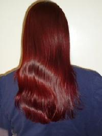Red Henna Color