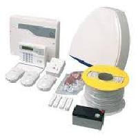 wired intruder alarm systems