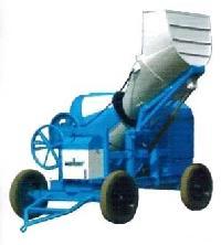 Hydraulic Type Concrete Mixer
