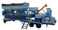 Mobile Batching Plants (Cap - 20 Cubic meter)