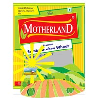 Motherland Samba Broken Wheat