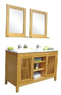 Wooden Bathroom Cabinet Manufacturers Suppliers Exporters In India