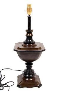 Aluminium & Iron  Table Lamp