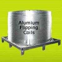 Aluminum Flipping Coils - Sarthak Metals Marketing Private Limited