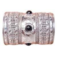 Silver Plated Cufflink